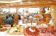 fruehstuecksbuffet / Zum Vergrößern auf das Bild klicken