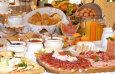 fruehstuecksbuffet2 / Zum Vergrößern auf das Bild klicken